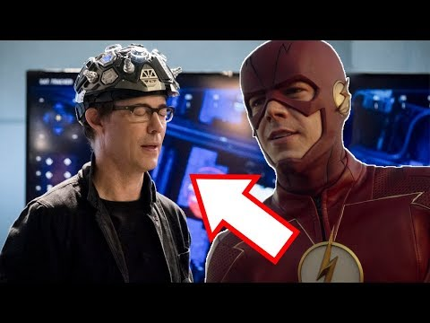 Is Harry Wells the REAL Villain? - The Flash Season 4 Theory Breakdown thumbnail