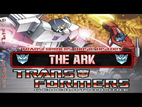 The Ark- Transformers G1 Soundtrack // Cartoon Soundtrack thumbnail