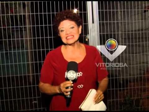 Escola Municipal Profª Orlanda Neves Strack, no Bairro Minas Gerais é arrombada