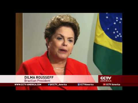 Dilma Rousseff's concerns on BRICS