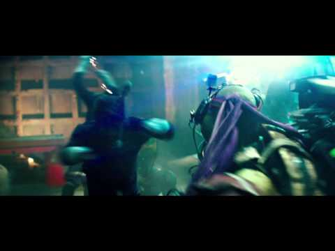 TEENAGE MUTANT NINJA TURTLES -- Trailer (2014)