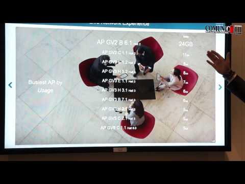 Cisco Mobility IQ - MWC 2015