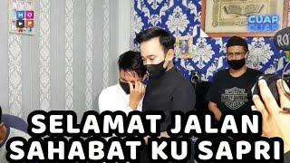 WALAU TENGAH MALAM PARA SAHABAT ARTIS DATANG KE RUMAH DUKA - CUAP CUAP UPDATE