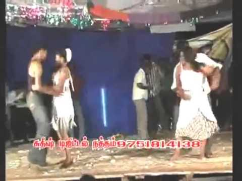 Tamil Dance Performance On Stage | Tamil Record Dance Hot video