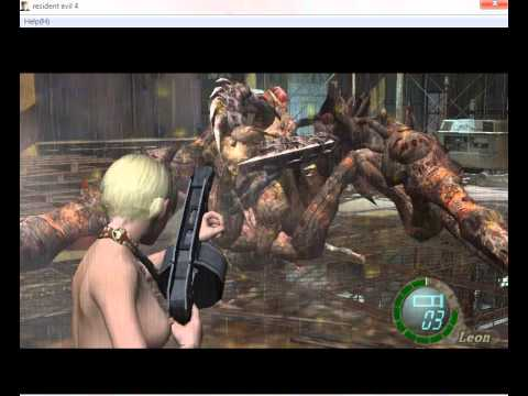 Resident evil 4  ashley desnuda(parte 1/2 ).