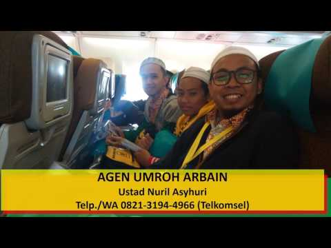 Video travel umroh bojonegoro