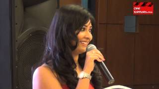 Dilwala - Dilwala Audio release Function - Radhika Pandit talking about Dilwala Movie.