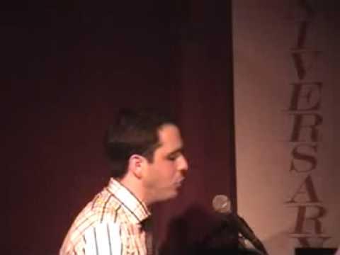 Scott Alan sings Hold On - Live at Birdland - 12/7/09