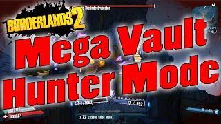 Borderlands 2 | Mega Vault Hunter Mode | Giant Enemies Showcase