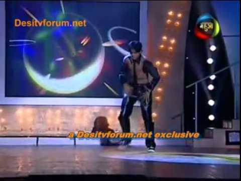 Anand Ishan Rocking Dance On Aaloo Chat (dance Sangram) 12th Feb.. video
