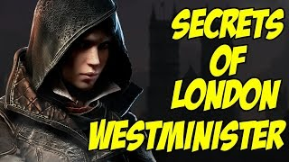Assassins Creed Syndicate Westminster Music Box Collectibles Secrets of London