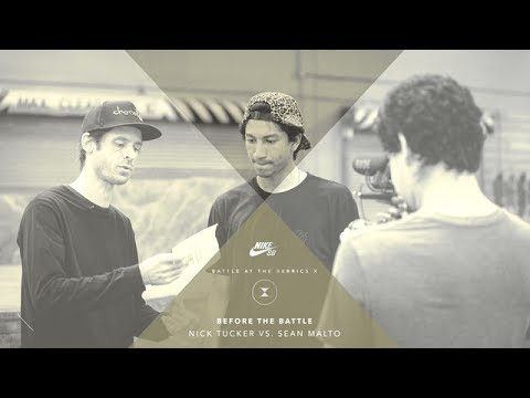BATB X | Before The Battle - Sean Malto vs. Nick Tucker
