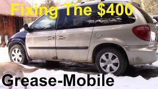 Repairing The Cheapest Van On Craigslist