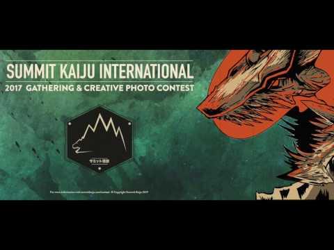 Summit Kaiju 2017 Creative Photo Contest