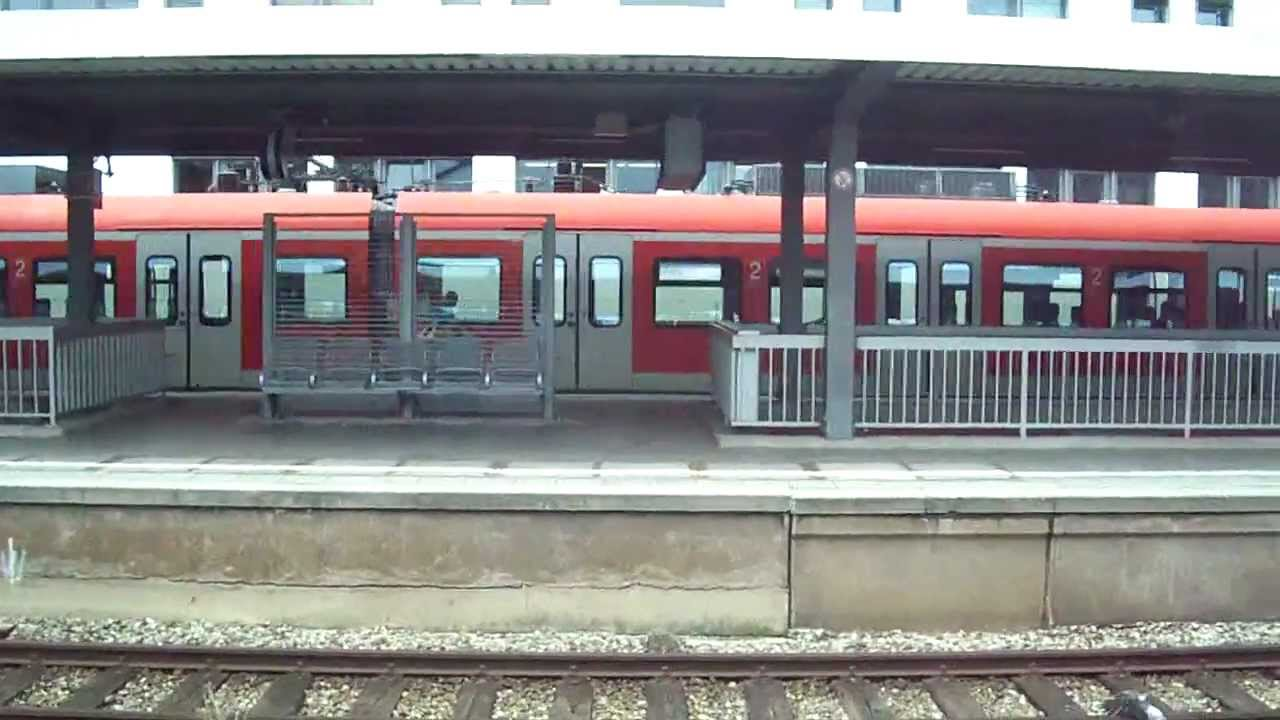 S bahn in munich germany youtube - Fundburo s bahn munchen ...