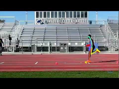 Olympics 2012: Carmelita Jeter takes technology in stride