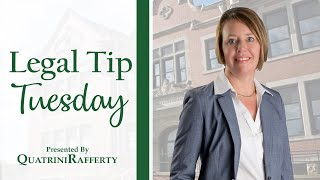 Legal Tip Tuesday - April 24, 2018 - Auto Insurance