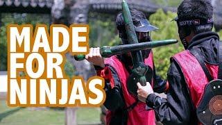Ninja Tag Singapore