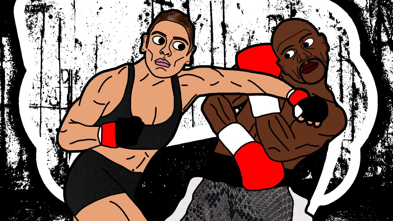 [Rousey VS Mayweather It's Goin' Down] Video