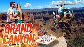 PASSEIO DE HELICÓPTERO + TOUR DE COMIDA - Vlog Las Vegas 2