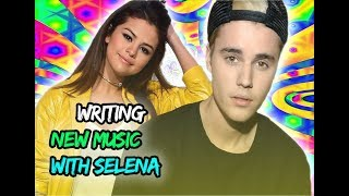 Justin Bieber Writing New Music About Selena Gomez
