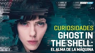 Ghost in the Shell - Curiosidades del live-action de Scarlett Johansson