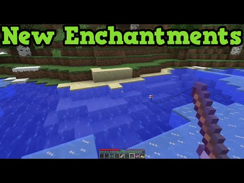 Minecraft Xbox One + PS4 NEW Enchantments TU30 - & A Familiar One