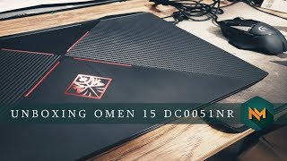 MY NEW GAMING LAPTOP | UNBOXING HP OMEN 15(2018) DC0051NR (WORTH IT!)