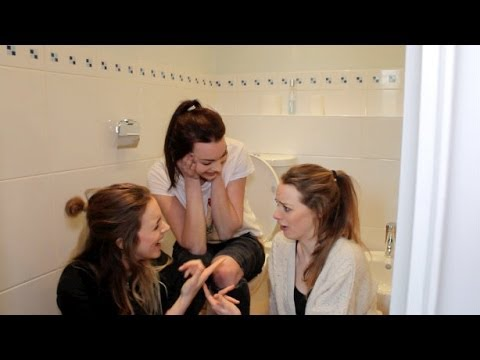 10 Reasons Why Women Don 39 T Like Going To The Toilet Alone Youtube
