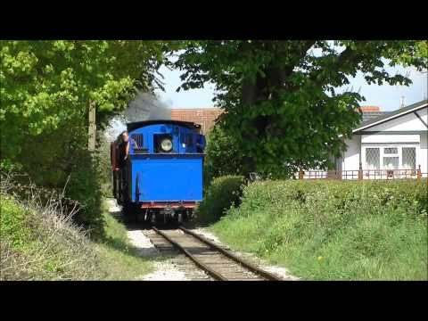 (HD) Leighton Buzzard Railway, Indian Extravaganza, 06/05/13 Part 2.