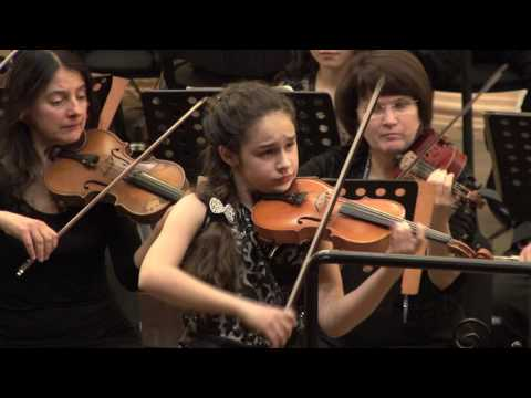 Брух, Макс - Романс для скрипки с оркестром ля минор