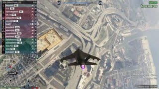 Grand Theft Auto 5 KILLING THE PROFESSIONALS 8 YEAR OLD ARMY PART 1