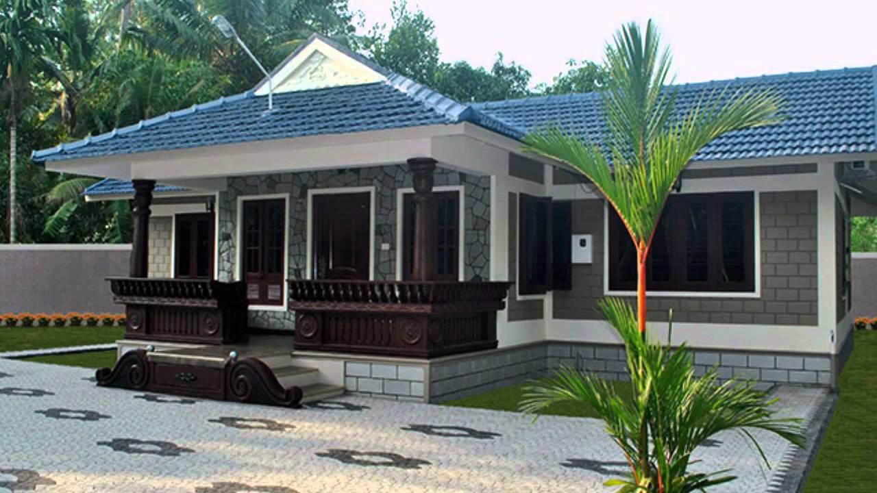 Low cost kerala homes designed by buildingdesigners Low cost interior design for homes in kerala