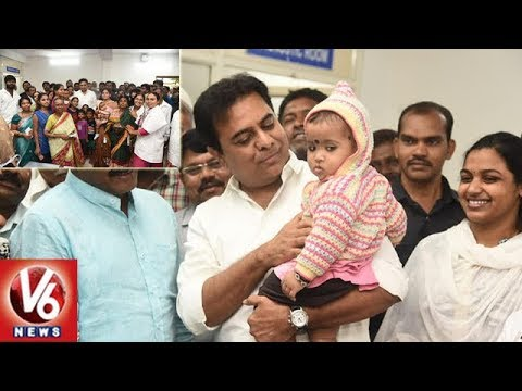 Minister KTR Inspects Shyam Lal Basthi Dawakhana In Begumpet | Hyderabad | V6 News