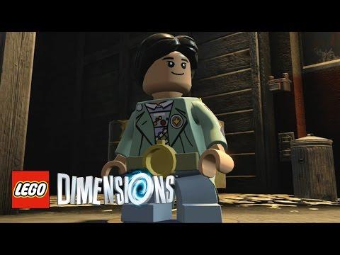 LEGO Dimensions - Data Free Roam