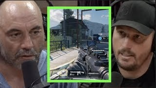 Joe Rogan | Video Games Romanticize War w/Dakota Meyer