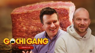 Wagyu 101 with Sean Evans and Philip DeFranco | Gochi Gang