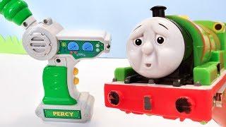 Percy Remote Control Thomas & Friends Trackmaster