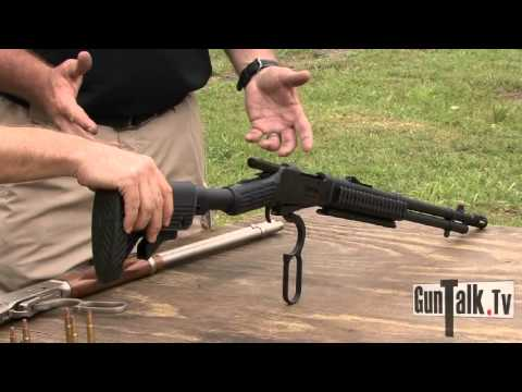 Mossberg Lever Action Series Youtube