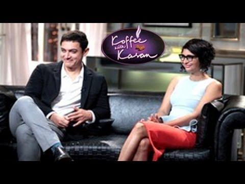 Aamir Khan & Kiran Rao Koffee With Karan 15th December 2013 Episode