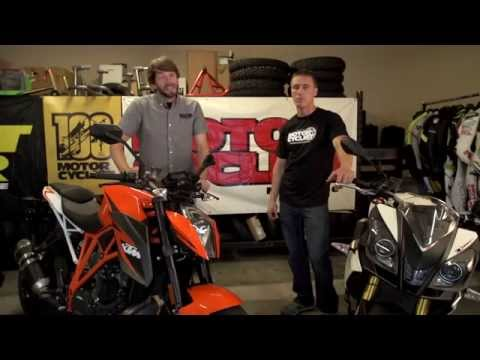 Aprilia V4R APRC vs. KTM 1290 Super Duke R | On Two Wheels