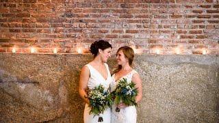 Chicago Same Sex Lesbian Wedding...Love will ALWAYS win!