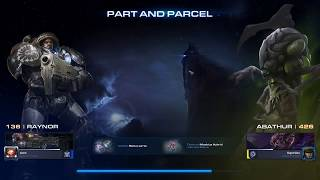 Starcraft 2 - Coop - Part and Parcel - Brutal - Raynor - #2
