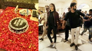 VIDEO Virat Kohli Birthday Celebration With Girlfriend Anushka Sharma