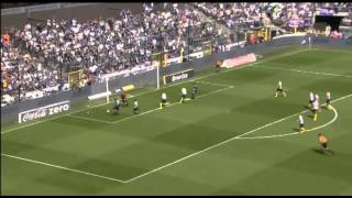 rsc anderlecht-lokeren 3-1 (playoff 1 jup proleague)2014
