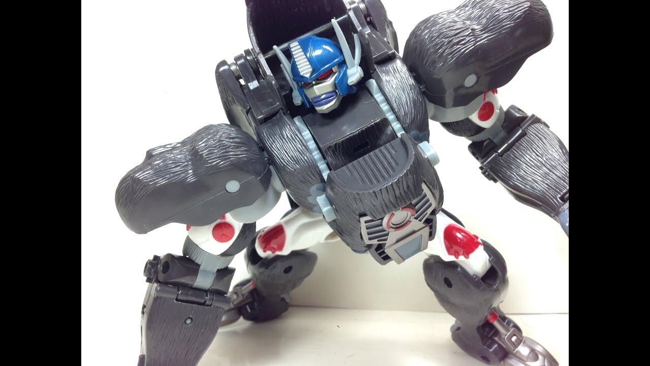 Optimus Primal Transformers