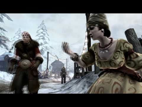 Fable 3 Quest -  Call to Action | gameplay trailer (2010) XBox 360 Stephen Fry Simon Pegg
