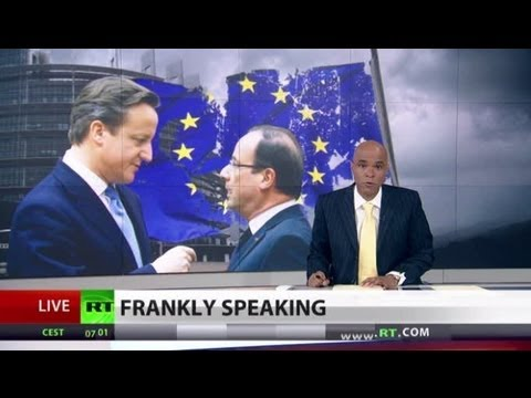 France v UK? Hollande vows to &#039;go on offensive&#039; as London &#039;splinters&#039; EU