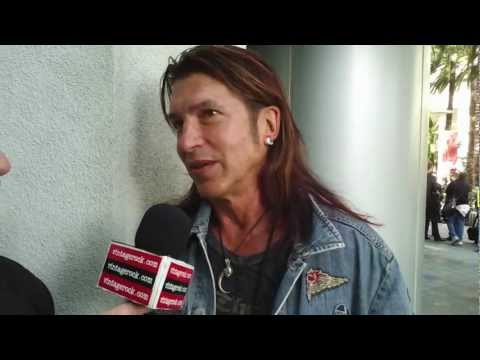 2012 NAMM: George Lynch Interview