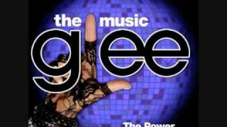 Watch Glee Cast Burning Up feat Jonathan Groff video
